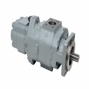 HYDRAULIC PUMP FOR HEAVY EQUIPMENT AND CRANE