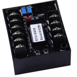 ECU, Electronic Control Unit for Generator