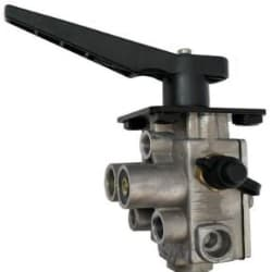 Brake Valve for Commercial Vehicles